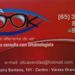 56e252912ac4f Ótica Look – Centro – Várzea Grande