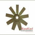 hélice radiador